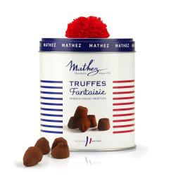 Truffes chocolat aux éclats de caramel au beurre salé (250g)