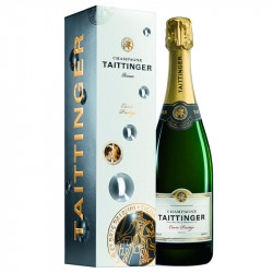 Champagne Taittinger Brut Prestige avec étui 75cl