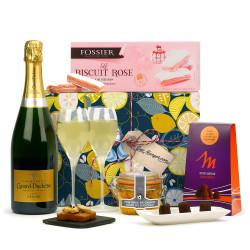 Coffret Champagne & Co