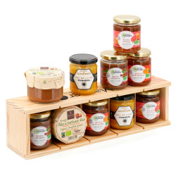 Coffret Nature Gourmande